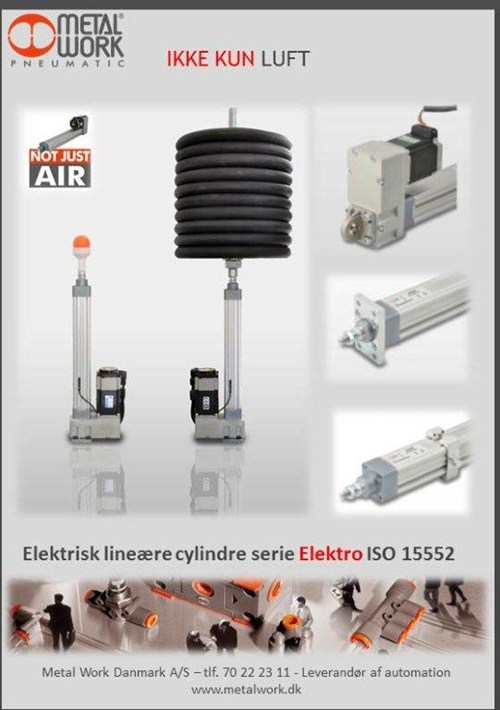 Metal Work El cylinder
