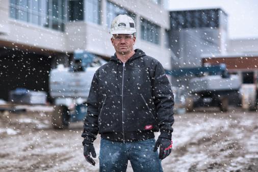 c6710d84 Milwaukee introducerer hårdført arbejdstøj til den nordiske byggeplads