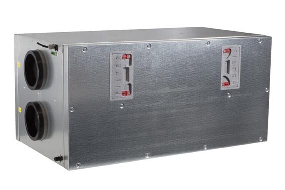 Lige ud ECO 400 – nyt ventilationsanlæg fra Genvex - Leverandører, Nyheder AO99