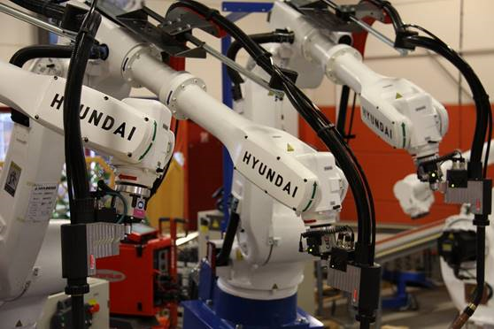 KAMIC Group koeber Robotteknik Automation Vetlanda