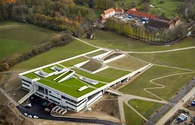 Grønt tag åbner for nye oplevelser på Moesgaard Museum