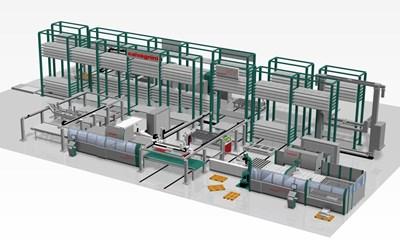 Danpres skruer op for automatiseringen og fordobler kapaciteten