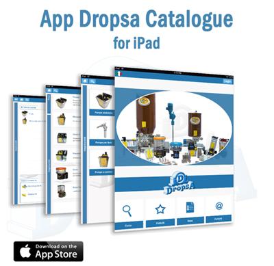 DropsA app'en gør det nemmere at designe & opbygge smøresystemer