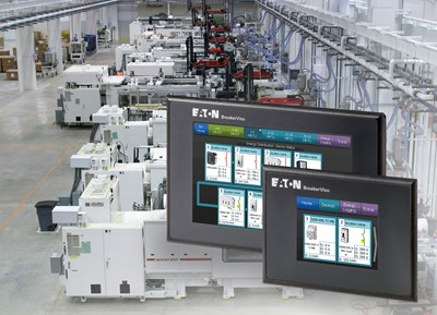 Software og display kombination – ny BreakerVisu totalløsning kræver mindre installation og programmering