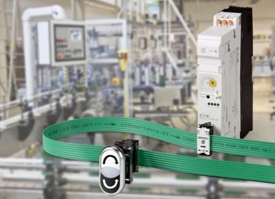 EMS Elektronisk motorstarter – med SmartWire-DT til enklere, hurtigere og fejlfri installation