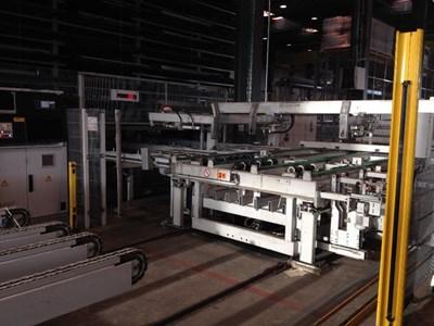 EGATEC A/S leverer løsning til håndtering af stålplader til Sanistål