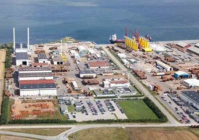 Bladt Industries leverer fundamenterne til den første amerikanske offshore vindmøllepark