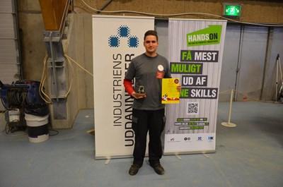Nick fra Nørresundby er Danmarks bedste mekaniker
