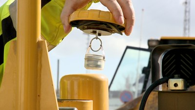 Nyhed – smart diesel-alarm fra Profort A/S
