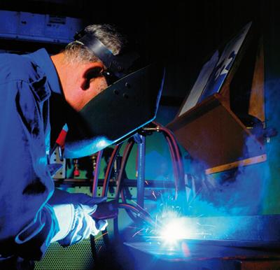Hvordan bevares rustfrit ståls egenskaber ved svejsning?