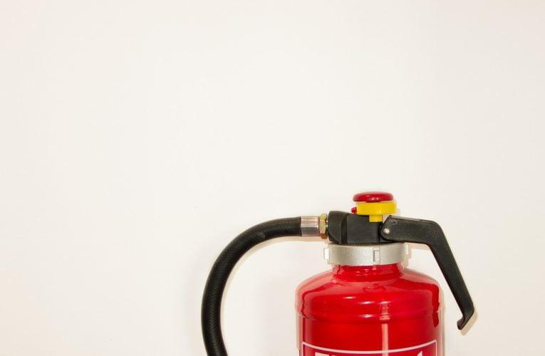 Sørg for at brandsikre dit hjem