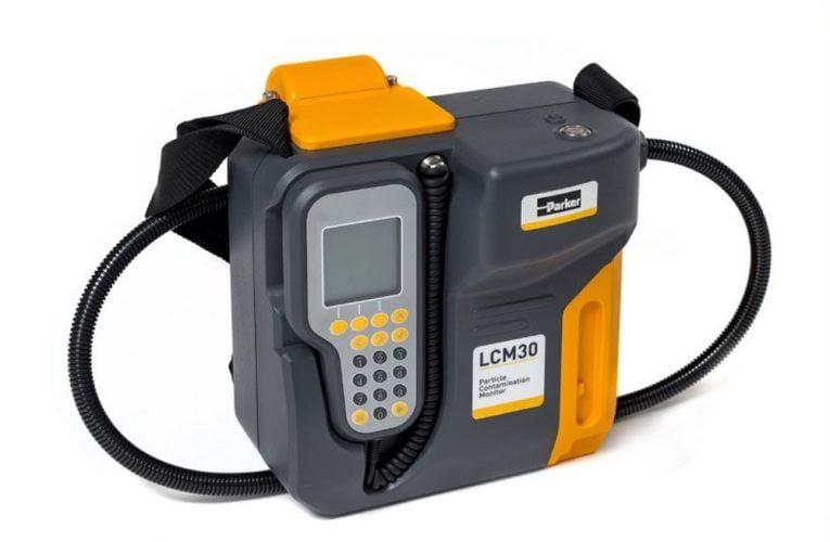 Parker lancerer icount LaserCM30