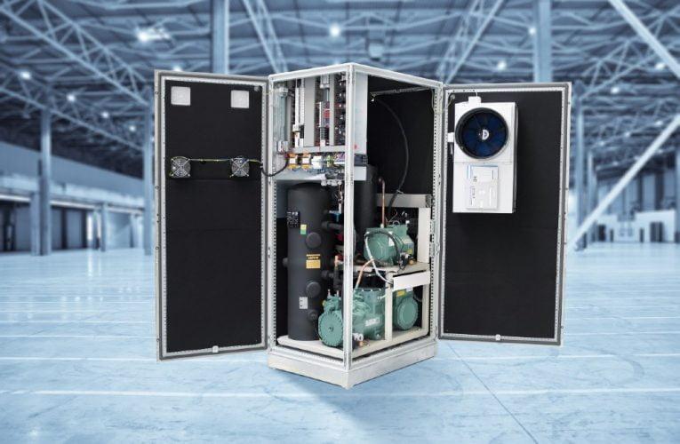 Ny ultrakompakt CO2-køleanlæg
