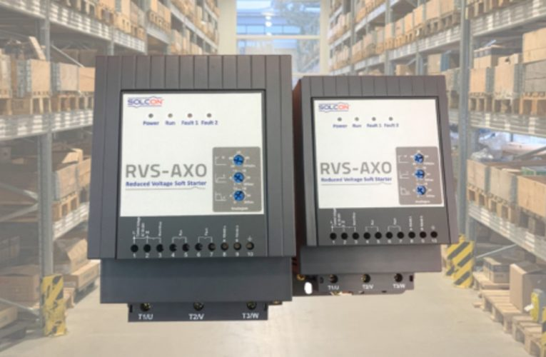 Brdr. Klee – NYHED: Solcon softstarter RVS-AXO