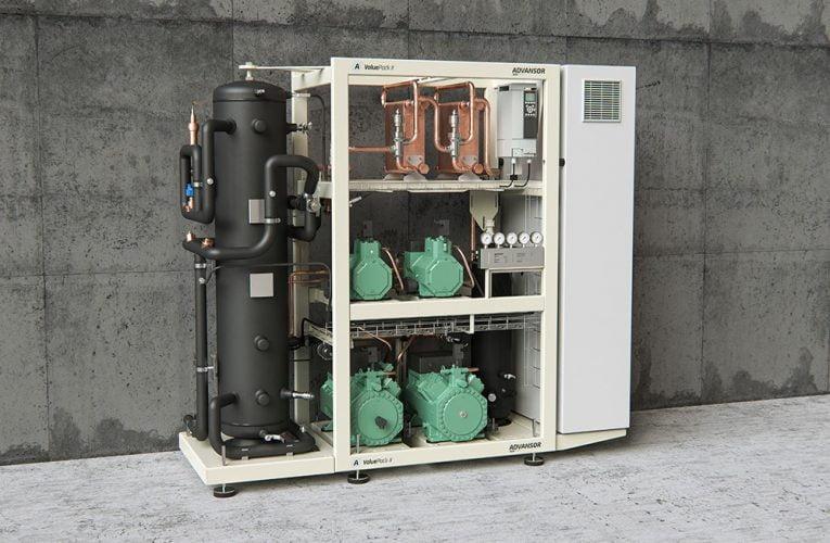 Advansor lancerer nyt energieffektivt kølerack med unikt opdelt design