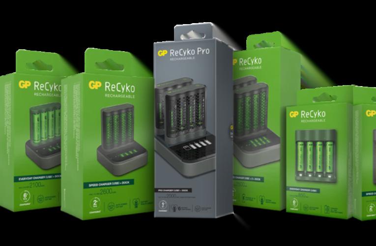 GP Batteries – GP ReCyko
