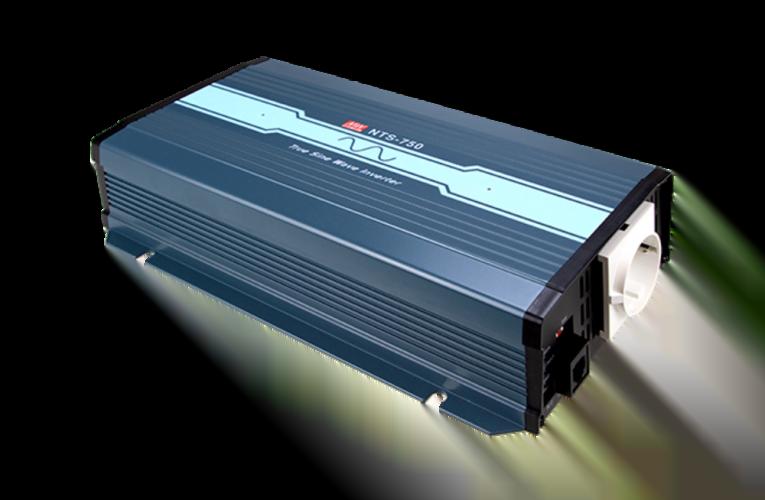 Power Technic – DC/AC Inverter med Sinus udgang