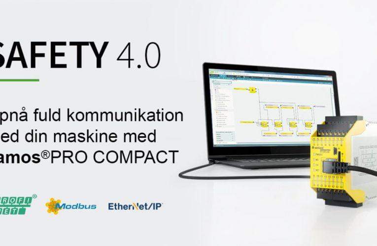 Wieland Electric's samos®PRO COMPACT gør kommunikationen med omverdenen let