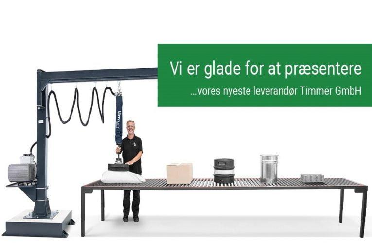 Ny leverandør hos Max Fodgaard A/S