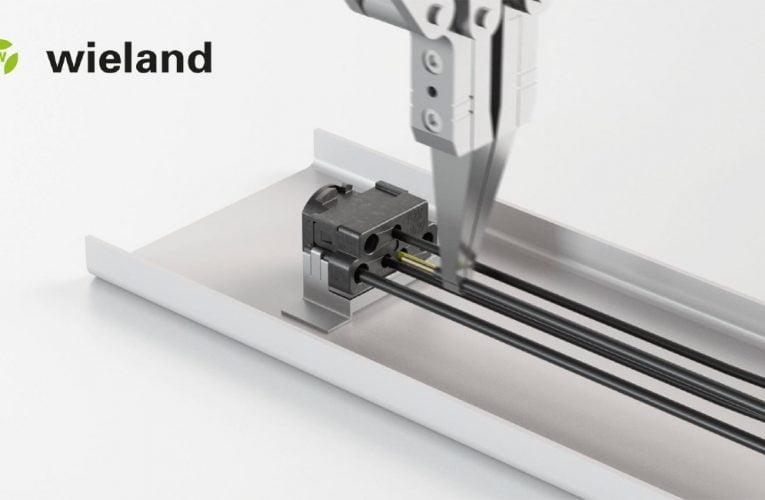 Wieland Electric – Push-in gør RST® MINI MOLA® til en sikker vinder