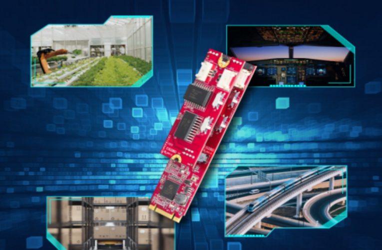 Sensor ECS – CAN bus moduler fra Innodisk
