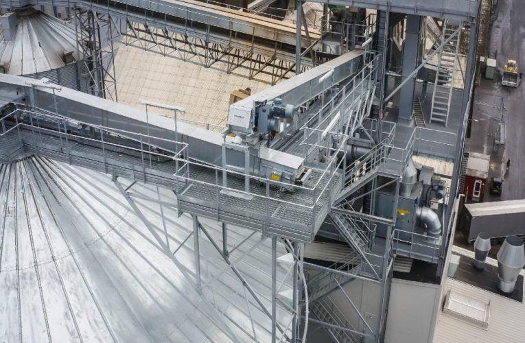 NORD – Højtydende drivenheder til bulkmaterialelogistikken