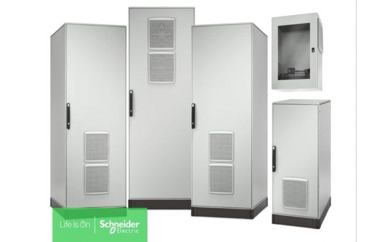 Schneider Electric annoncerer, at IP-klassificerede EcoStruxure™-mikrodatacentre er kommet til Europa