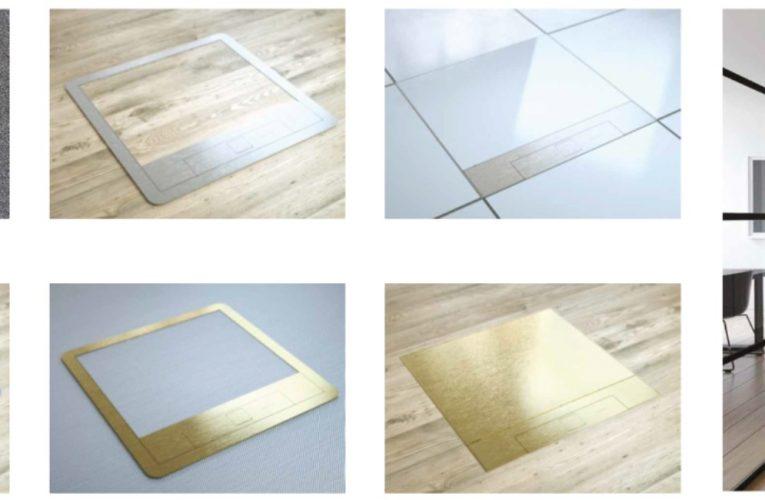 Legrand – En serie af universelle gulvbokse