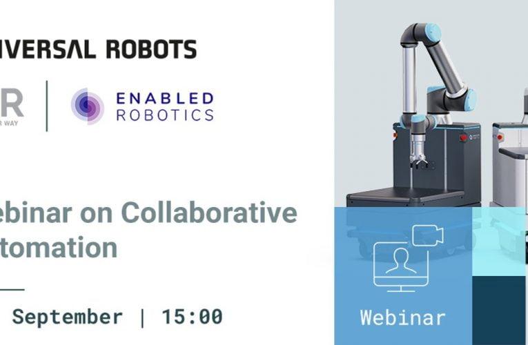 Universal Robots – Webinar d. 30/9 – Collab With MIR