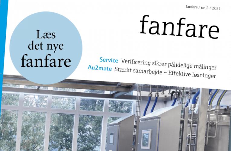 Nyt kundemagasin fra Endress+Hauser Danmark