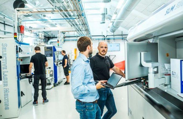 Teknologisk Institut – Metal 3D-print er nu certificeret