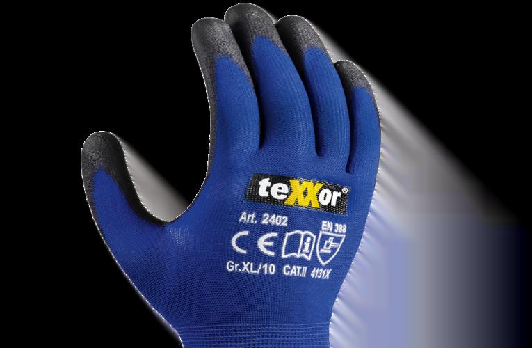 Wimpex – TOUCH 2402 – én montagehandske til touchscreen